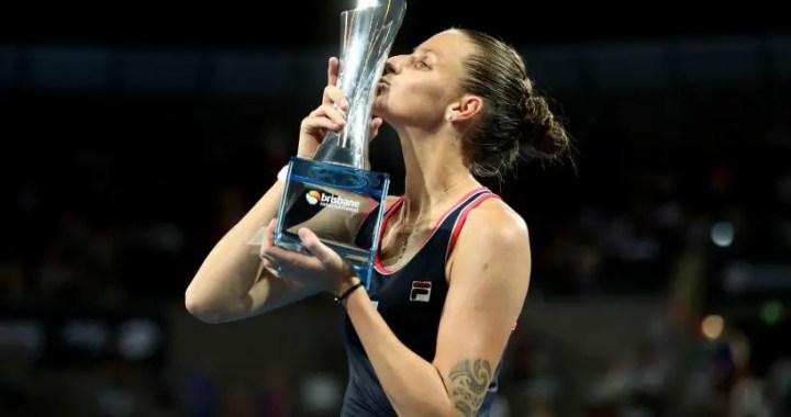 WTA Championship race. Karolina Pliskova came out on top