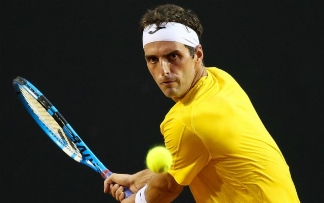 Albert Ramos made his way into the second round of the Cordoba Open competition.
