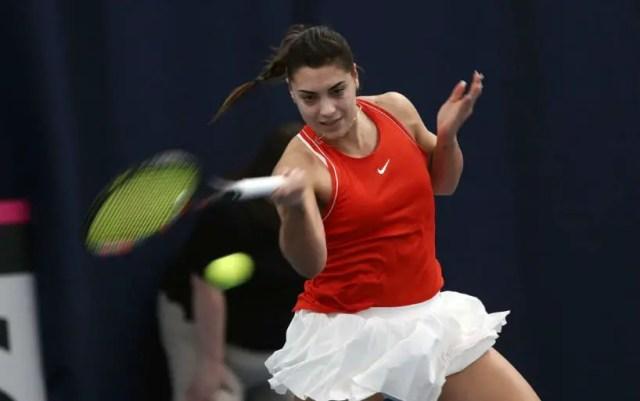 Ana Konjuh: Serena Motivates Me