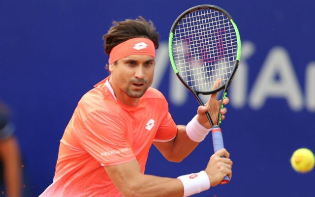 Buenos Aires. David Ferrer lost in the second round