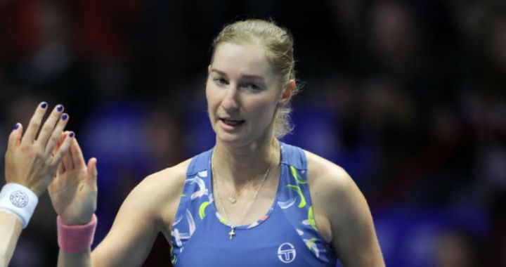 Ekaterina Makarova: It is difficult to guess who I will play at the Olympics