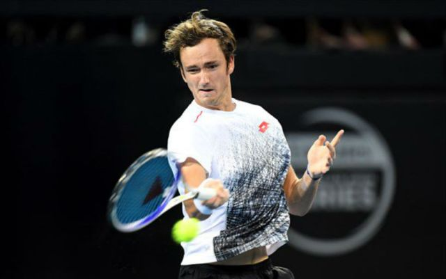 Daniil Medvedev became the semifinalist of the tournament in Rotterdam