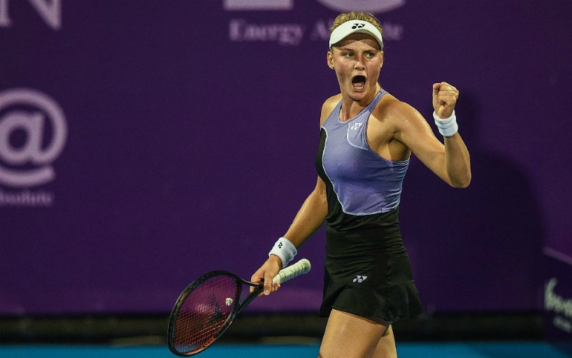Dayana Yastremska I Proved That I Can Win Without My Mother But For Her Tennis Time
