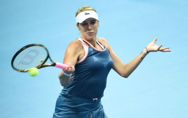 Dubai. Anastasia Pavlyuchenkova dropped out of the competition