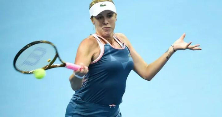 Dubai. Anastasia Pavlyuchenkova dropped out of the competition