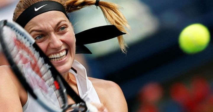 Dubai Petra Kvitova won a strong-willed victory in the second round