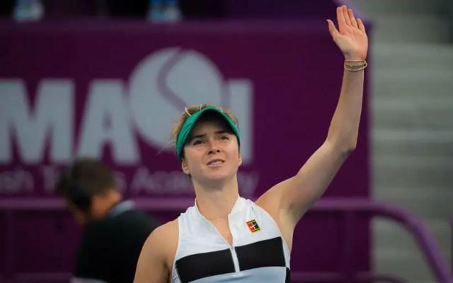 Elina Svitolina became the semifinalist of the Doha tournament