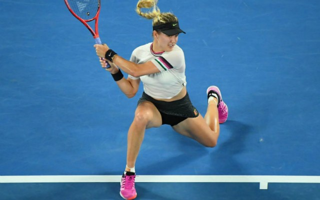Eugenie Bouchard: I don't have the most pleasant memories of a tournament in Dubai