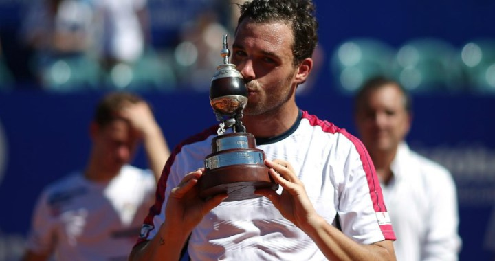Marco Cecchinato: I will continue to win, if health fails