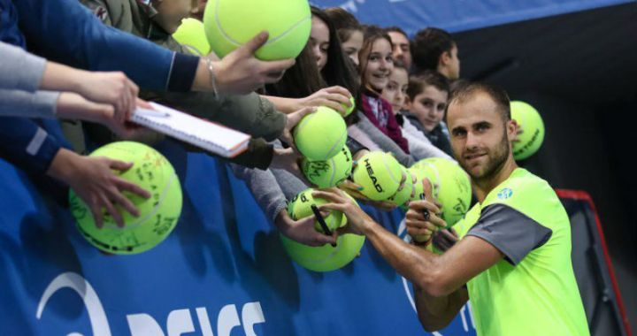 Marius Copil: It's great to beat Wawrinka in the first round