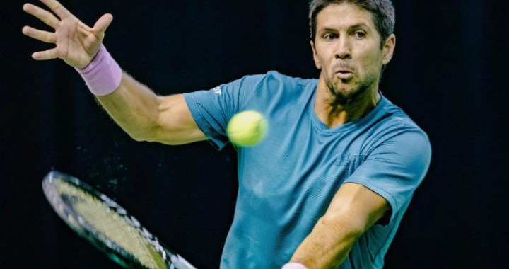 Marseilles. Fernando Verdasco won a strong-willed victory at the start of the tournament