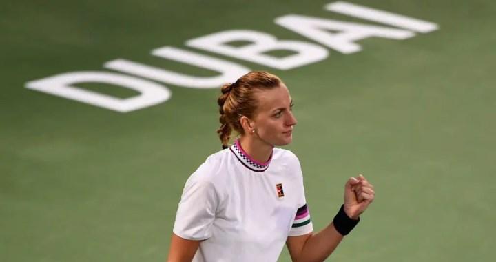 Petra Kvitova vs. Hsieh Su-wei | 2019 Dubai Semifinal