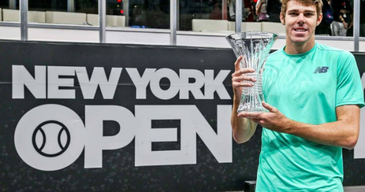 Reilly Opelka: I am especially proud of this title in New York