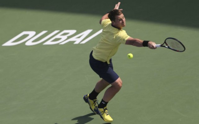 Ricardas Berankis: Did not allow Medvedev to hold his favorite long draws