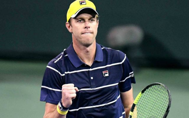Sam Querrey became the semi-finalist of the competition in New York