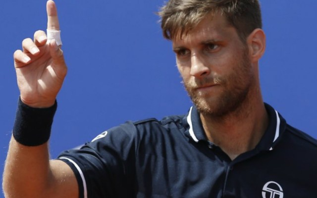 Sofia. Martin Klizan reached the quarterfinals