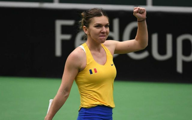 The Fed Cup Press Office has presented a selection of the best hits of the weekend (VIDEO)
