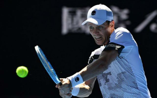Tomas Berdych received a wild card for the tournament in Rotterdam