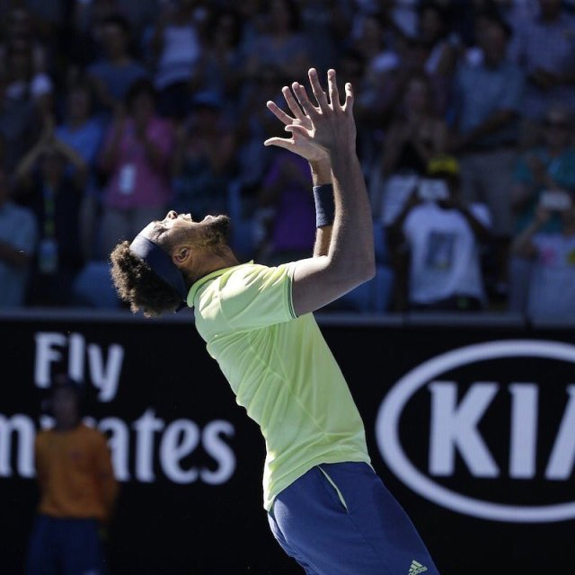 Hot Shot: Tsonga Cracks One-Handed Backhand Winner In Montpellier 2019