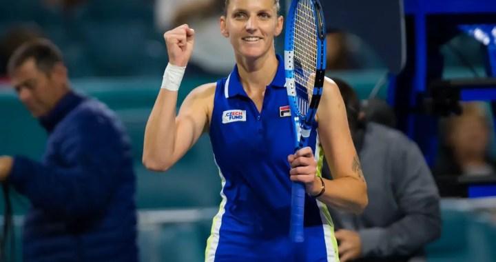 Miami Open 2019|Semifinal Highlights|Women