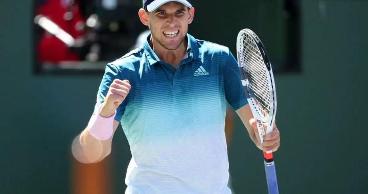 Dominic Thiem vs Milos Raonic | Indian Wells 2019 | Semifinals  Highlights