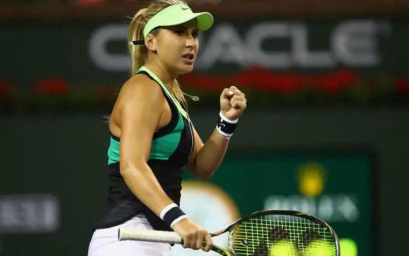 BNP Paribas Open. Belinda Benchich took over Ekaterina Aleksandrova_5c874dd179004.jpeg