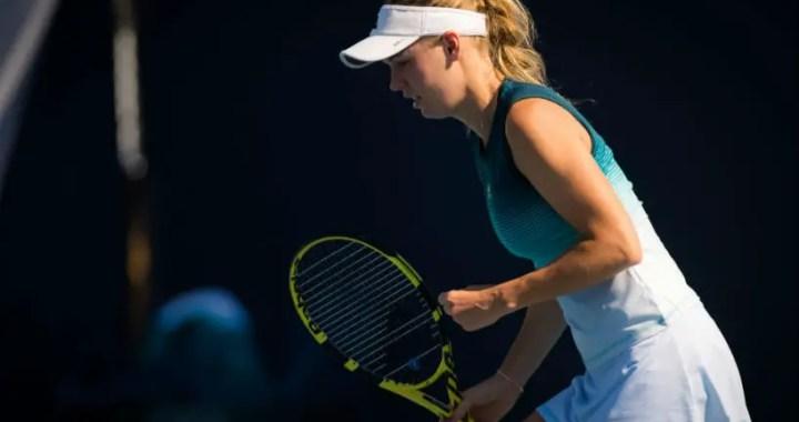 Caroline Wozniacki continues performance in Miami