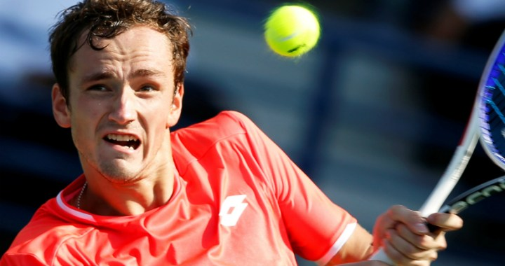 Daniil Medvedev successfully started his performance at the Miami Open tournament.