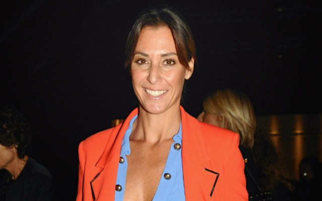 Flavia Pennetta: For the sake of a photo shoot for Armani, I had to not eat a whole month
