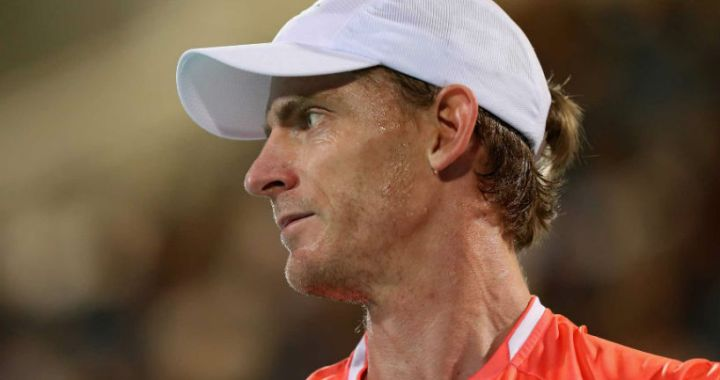 Kevin Anderson withdrew from Indian Wells
