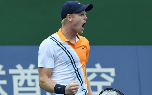 Kyle Edmund: I respect Federer, but for me he is just another opponent on the court