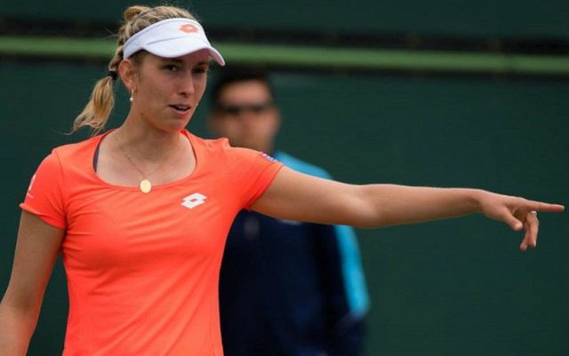 Miami Elise Mertens finished the competition