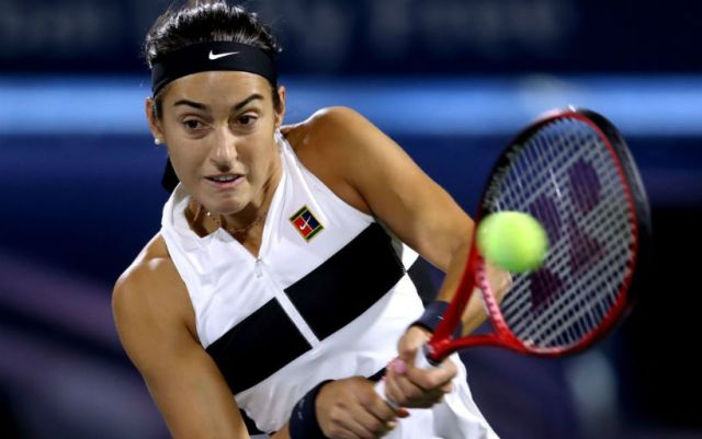 Miami Open. Caroline Garcia was stronger than Julia Goerges