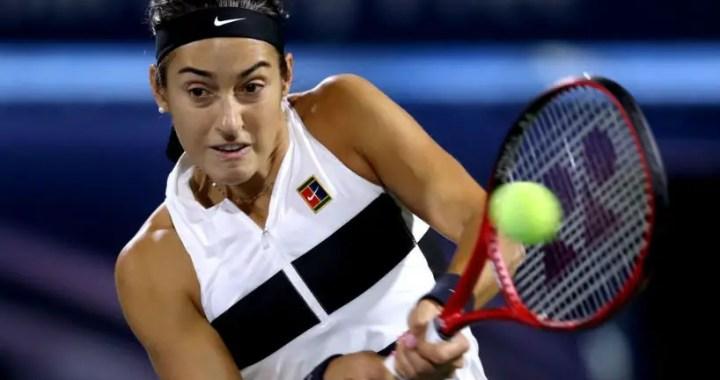 Miami Open. Caroline Garcia was stronger than Julia Goerges