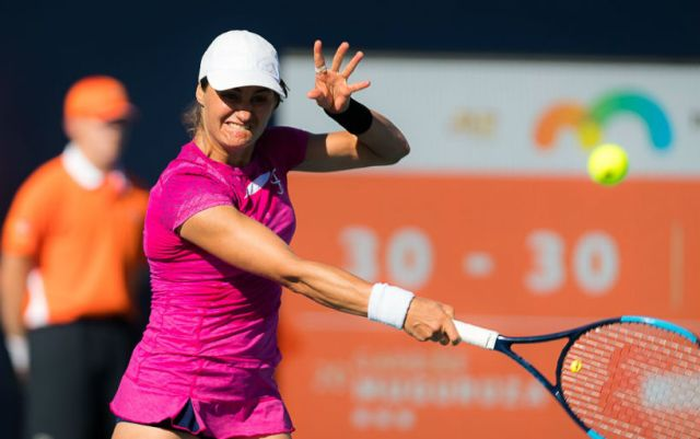 Monica Niculescu: After the injury there was a feeling that I had forgotten how to play