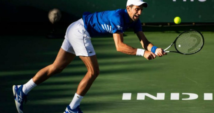 Novak Djokovic lost to Philipp Kohlschreiber in Indian Wells