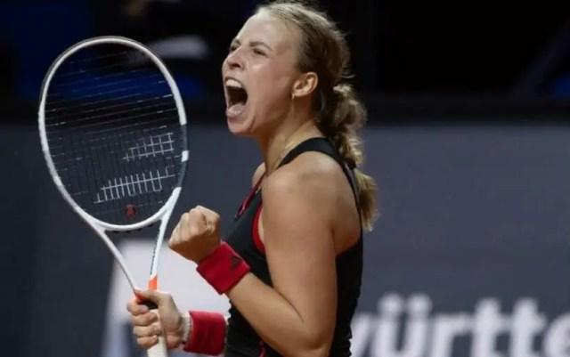 Anett Kontaveit: I always find it incredibly hard to resist Kvitova
