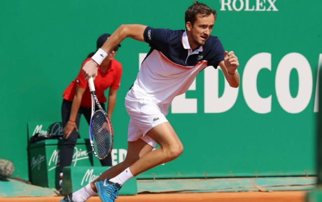 Daniil Medvedev lost in the semifinals of the tournament in Monte Carlo