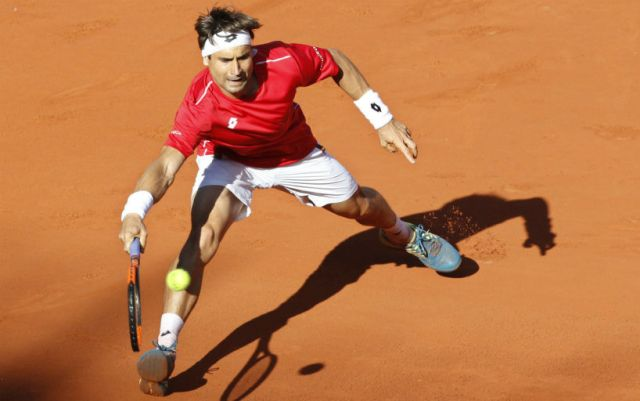 David Ferrer: I didn't think that they would support me like that