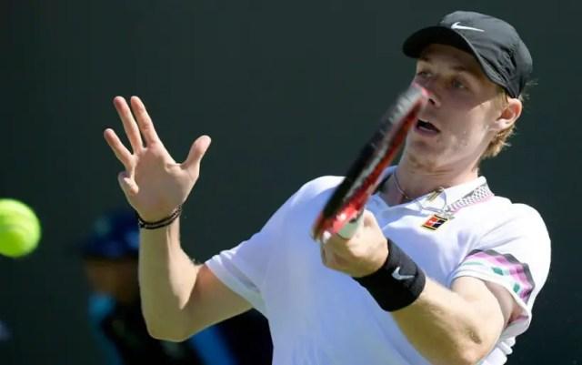 "Denis Shapovalov leaves the ""Masters"" in Monte Carlo"