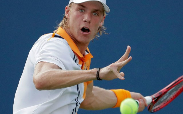 Denis Shapovalov was defeated in the second round of the competition in Barcelona
