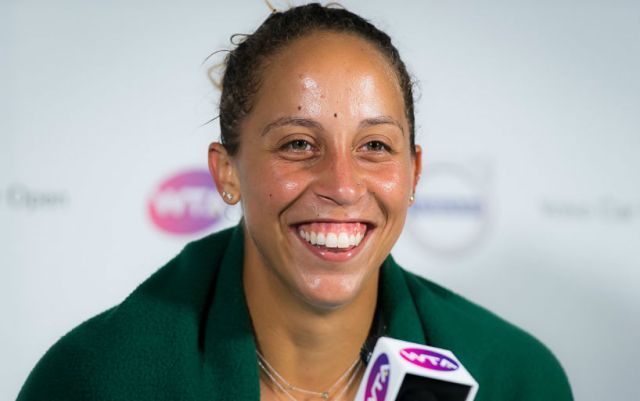 Madison Keys: This is a very important title.