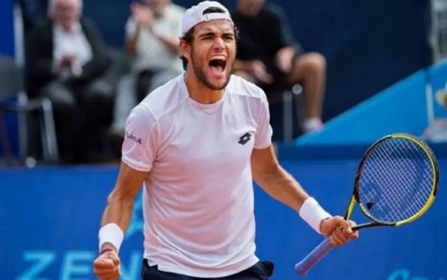 Matteo Berrettini wins Budapest tournament