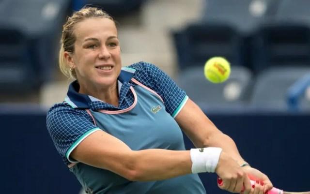 Monterrey. Anastasia Pavlyuchenkova took only four games from Victoria Azarenka