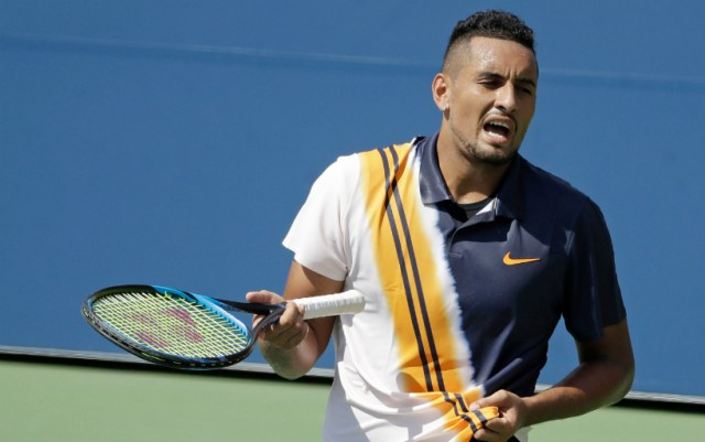 Nick Kirgios: Clean the whole season of the clay