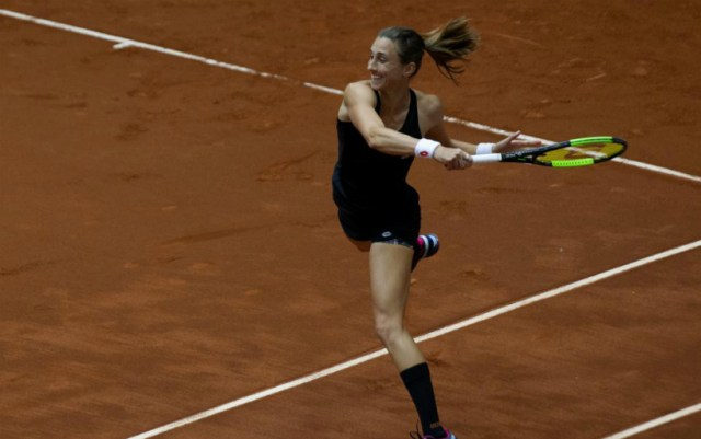 Petra Martic: This is the best day of my life.