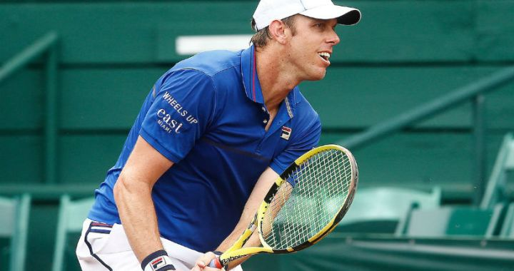 Sam Querrey: I had to spend all my strength to win