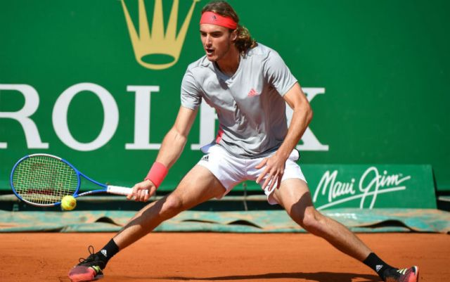 "Stefanos Tsitsipas went to the third round of ""Masters"" in Monte Carlo"