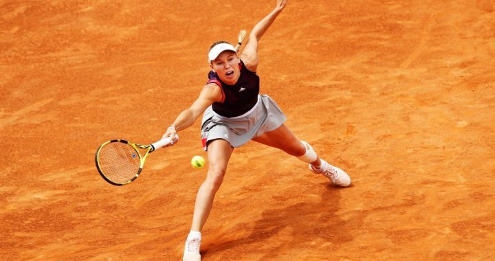 Caroline Wozniacki finished performance at the French Open