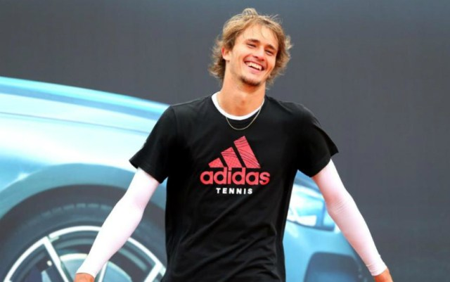 Alexander Zverev: I am the third in the Tour of the game on the clay after Nadal and Thiem